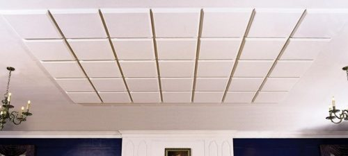 ArtEx Contour 1 (ceiling tiles)